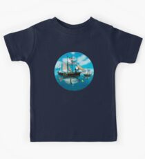 Sea Journey Kids Tee