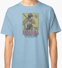 Baseball Cards 1 Classic T-Shirt