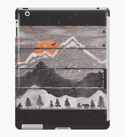 Into the Grey... iPad Case/Skin