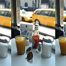 At the Diner(#1) by Tim Webster