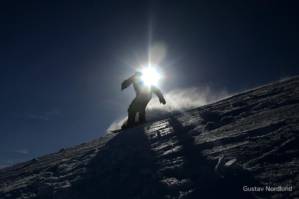 Sun on my Shoulder by Gustav Nordlund
