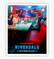 RIVERDALE: squad Sticker