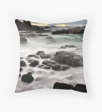 Cathedral Rocks Throw Pillow
