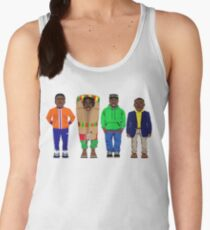 Cool Runnings to Calgary Women's Tank Top