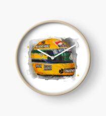 Ayrton Senna Clock