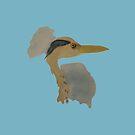 Heron  by pokegirl93