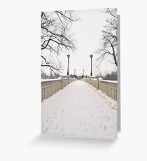 Where Is Mr. Tumnus? Greeting Card