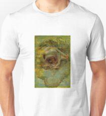 One Grungy Rose Unisex T-Shirt