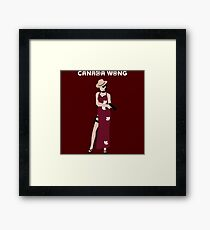 Can-Ada Wong Framed Print