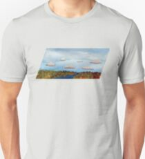 Rio Grande River in the Fall T-Shirt