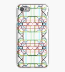 Tube Lines iPhone Case/Skin
