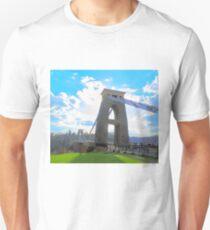 Clifton Suspension Bridge Unisex T-Shirt