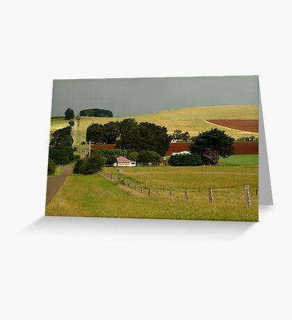 Maddens Hill Greeting Card