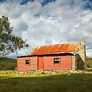 Westermans Homestead, Namadgi National Park, Australian Capital Territory by Michael Boniwell