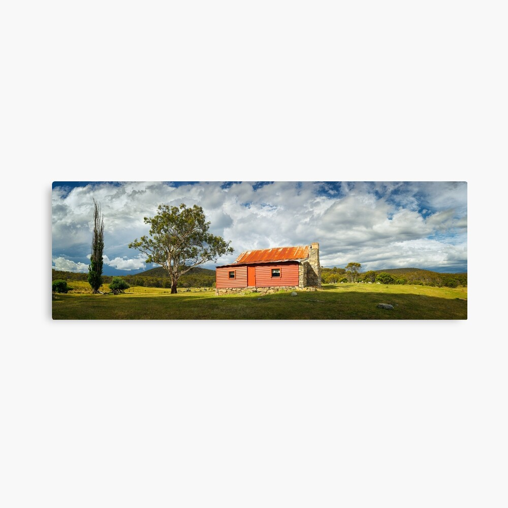 Westermans Homestead, Namadgi National Park, Australian Capital Territory Canvas Print