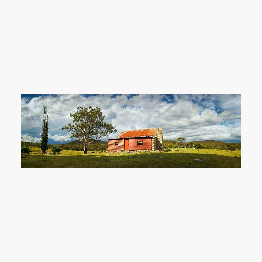 Westermans Homestead, Namadgi National Park, Australian Capital Territory Photographic Print