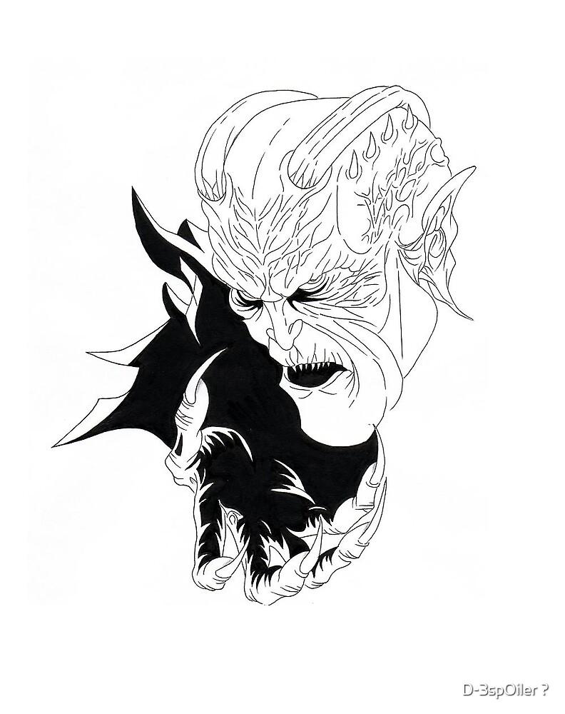 Necromagus -The Black Seer by D-3spOiler ?