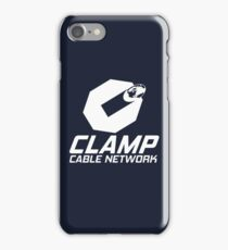Clamp Cable Network iPhone Case/Skin