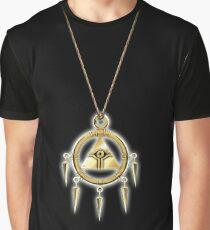 Yu-Gi-Oh! Shining Millennium Ring Graphic T-Shirt