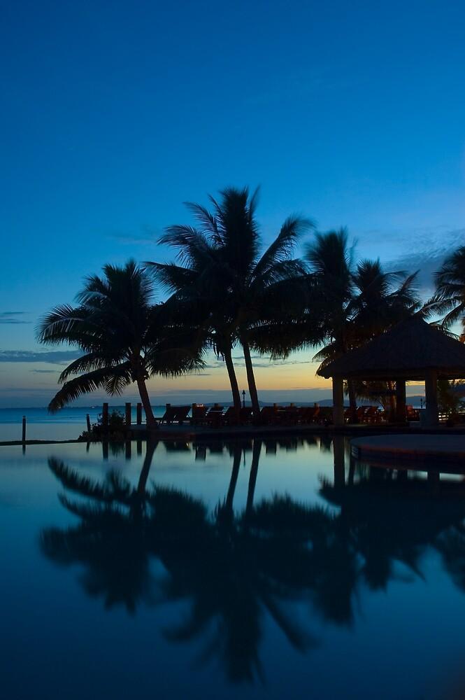 Sunrise in Tropical Fiji by Craig Goldsmith