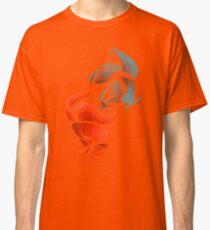 Betta fight lines Classic T-Shirt