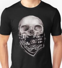 Skull with scarf T-Shirt