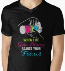 Funny Photography Saying for Artist, Photographer, and Camera Lover T-Shirt