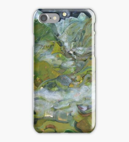 Path to the secret valley of Rivendell iPhone Case/Skin