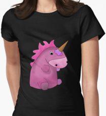 Uni(icecream) Womens Fitted T-Shirt