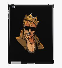 Hail to the Notorious K.I.N.G. iPad Case/Skin