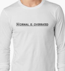 House MD - Normal Is Overrated T-Shirt