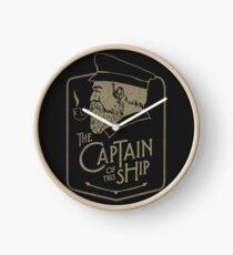 Captain of the Ship Clock