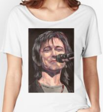 Lawrence Gowan Solo Women's Relaxed Fit T-Shirt