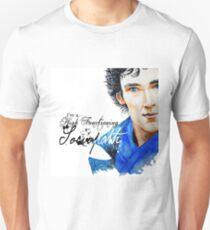 Sherlock - Im a high functioning sociopath Unisex T-Shirt