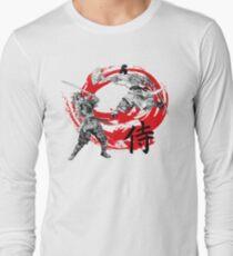 Samurai Warriors Long Sleeve T-Shirt