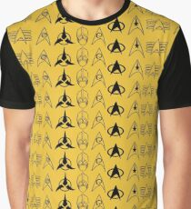 Trek Symbols Graphic T-Shirt