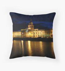 The Customhouse  Throw Pillow
