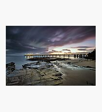 The Pier @ Lorne Photographic Print