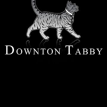 Downton Tabby by jennyparks