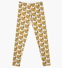 Buff Pekin Bantam Leggings