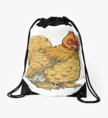 Buff Pekin Bantam Drawstring Bag