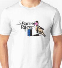 Barrel Racing Unisex T-Shirt