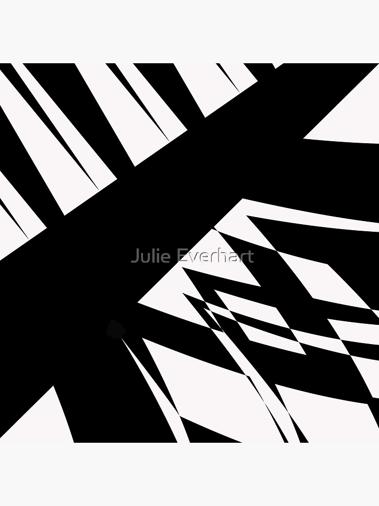 Black and White #8 by Julie Everhart by julev69