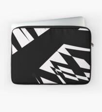 Black and White #8 by Julie Everhart Laptop Sleeve