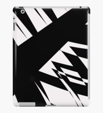 Black and White #8 by Julie Everhart iPad Case/Skin