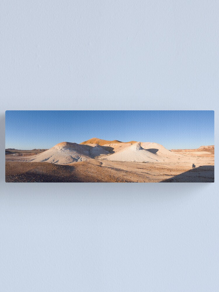 Alternate view of Breakaways sunrise Canvas Print