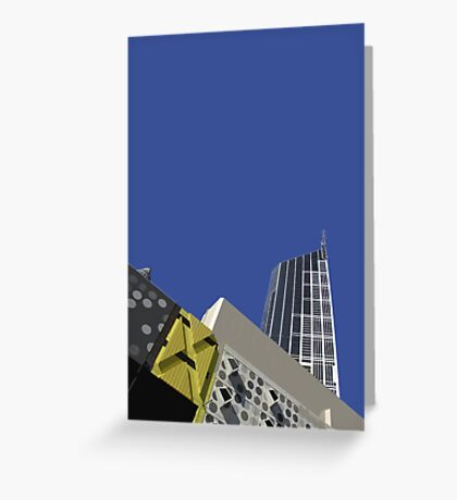 melbourne central Greeting Card