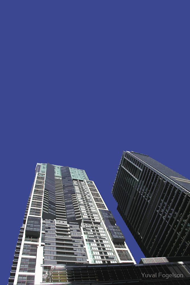 world tower by Yuval Fogelson