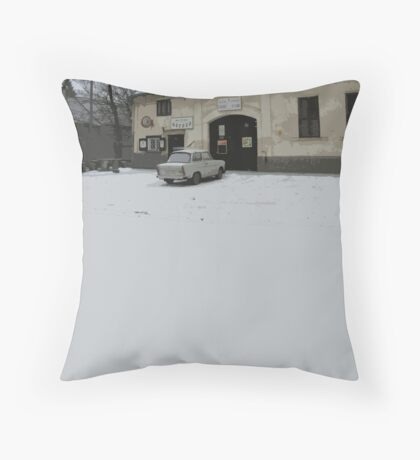Hungary Throw Pillow