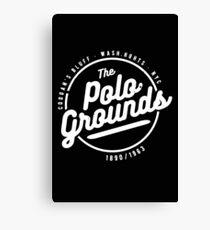 Polo Grounds New York Canvas Print